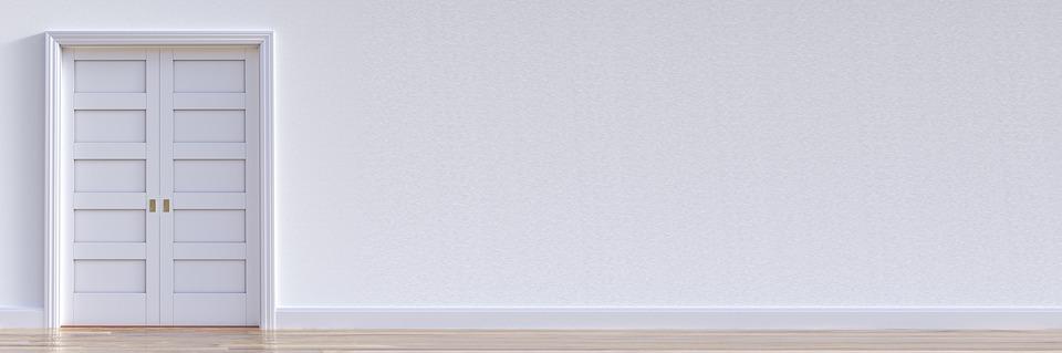 Sklenené dvere- obľúbená súčasť pre interiéry