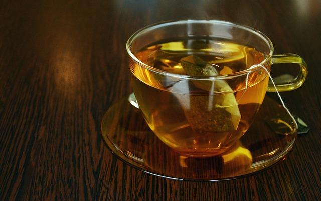 O čaji