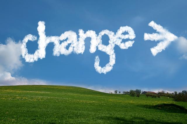 Nebojte sa zmeny